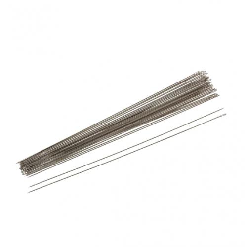 Игла для бисера, 5 см