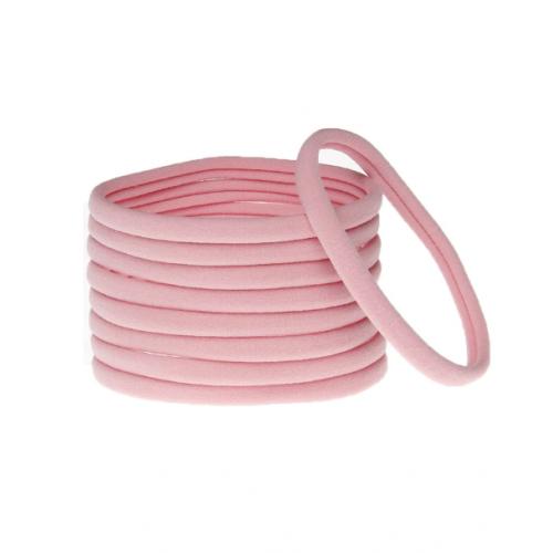 Бесшовная эластичная повязка для волос one size Коралловая, фото