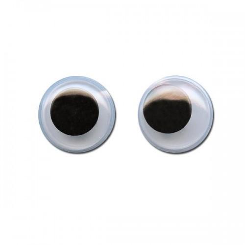 Глазки для игрушек 10 мм