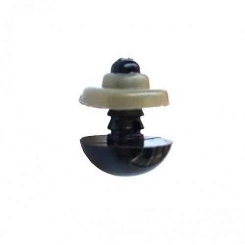 Безопасные глазки для игрушек 9 мм, фото