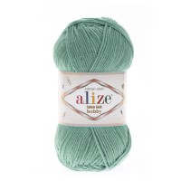 Alize Cotton Gold Hobby №15 водяная зелень