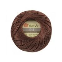 Нитки для вязания YarnArt IRIS шоколад №932, 20 г