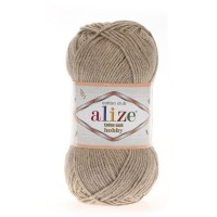 Alize Cotton Gold Hobby №152 беж меланж