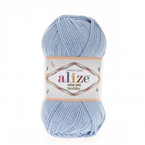 Alize Cotton Gold Hobby №40 голубой