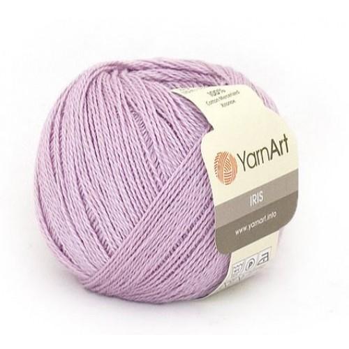 YarnArt IRIS лиловый №917
