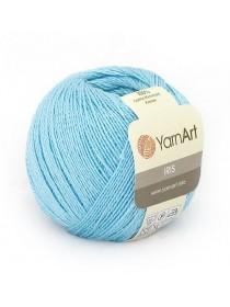 YarnArt IRIS голубой №925
