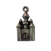 Подвеска металлическая Сказочный замок