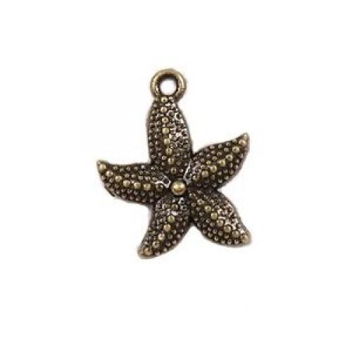 Подвеска металлическая Морская звезда