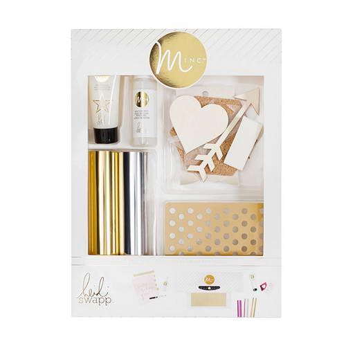 Стартовый набор для фольгирования Minc Starter Kit, Heidi Swapp