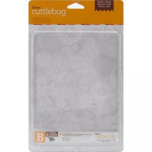 Пластины для вырубки Standard Cutting Plate B от Cuttlebug, 2 шт.