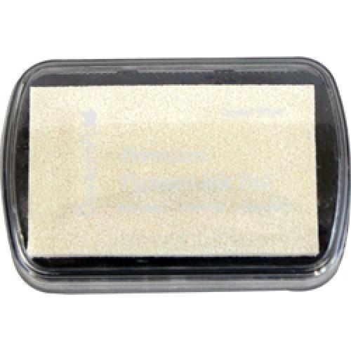 Чернила для штампов белые White от Dovecraft