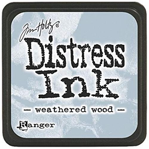 Мини дистресс чернила Weathered Wood