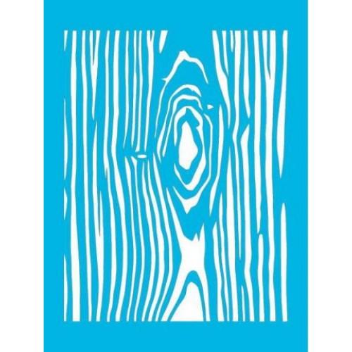 Трафарет Срез дерева от Фабрика Декора, 20х15 см