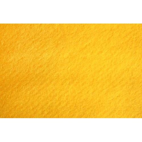 Фетр клеевой темно-желтый, 20х30 см