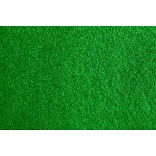 Фетр клеевой зеленый, 20х30 см
