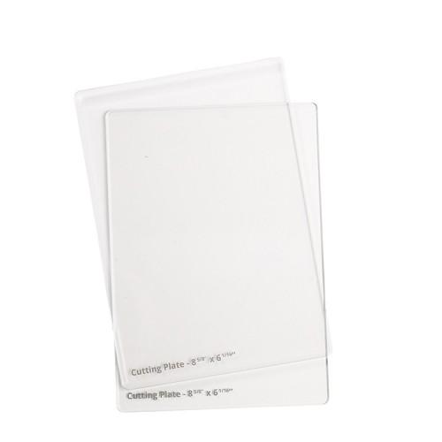 Универсальные пластины для вырезания и тиснения в машинках, Spellbinders, RGTO-002