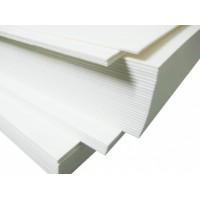 Пивной картон 1,5 мм отбеленный, 15*15 см