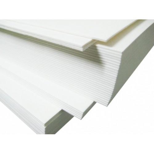Пивной картон 1,5 мм отбеленный, 20*20 см фото