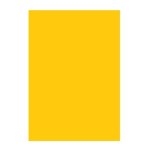 купить двусторонний цветной картон Оранжевый А4