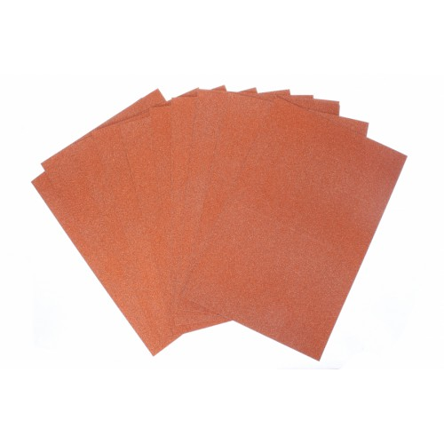 Картон перламутровый Оранжевый односторонний голографический, А4