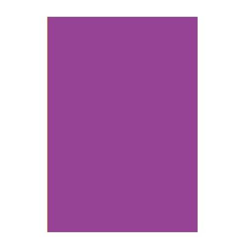Двусторонний цветной картон Фиолетовый 180 г/м2 А4 фото