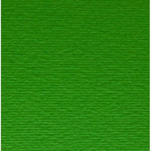 Двусторонний цветной картон Elle Erre А4, №11 verde, 220г/м2, Fabriano