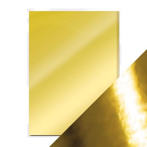 Зеркальный картон Золото Tonic Studios фото