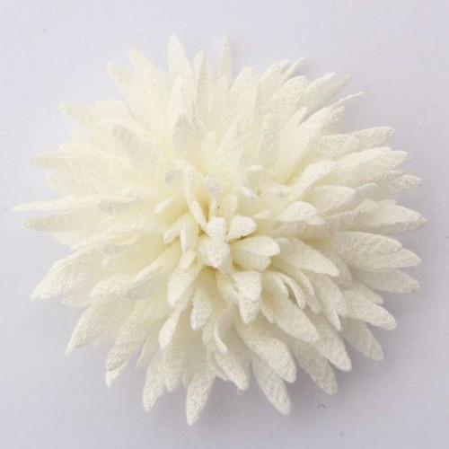 Цветок Белый, 1 шт