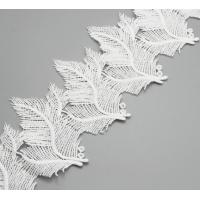 Кружевные  элементы Листья большие, 45 см