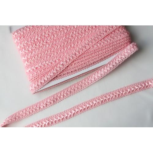 Тесьма Самоса светло-розовая фото