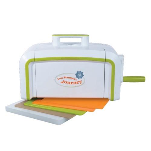 Машинка для вырезания и тиснения Journey Platinum Machine Spellbinders, фото