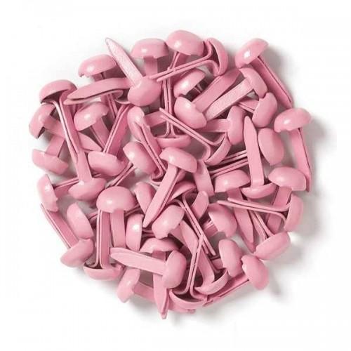 Брадс Розовый, 8х5 мм