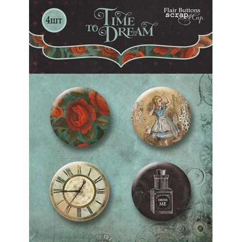 купить фишки для скрапбукинга  Time to Dream от Scrapmir