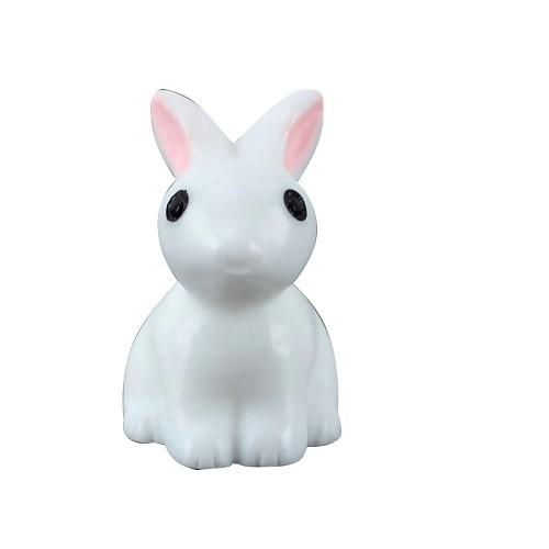 Мини-фигурка для декора Кролик, 2х1.5 см