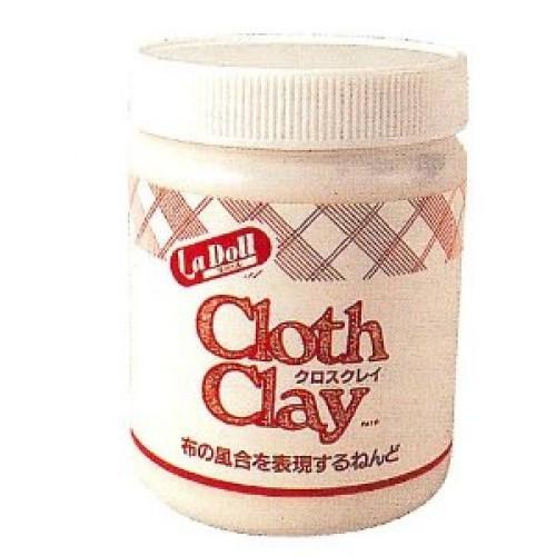 Жидкая пластика для кукол Cloth Clay 600г фото