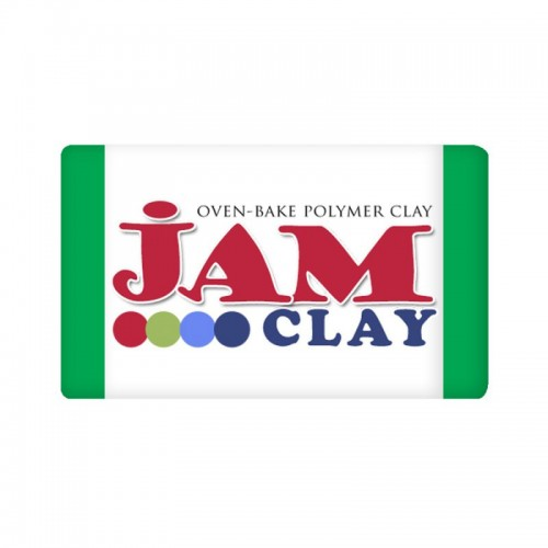 Пластика Jam Clay Весенняя зелень, 20г
