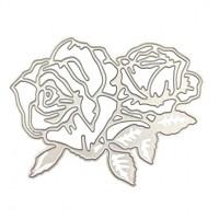 """Нож для вырубки """"Две Розы"""""""