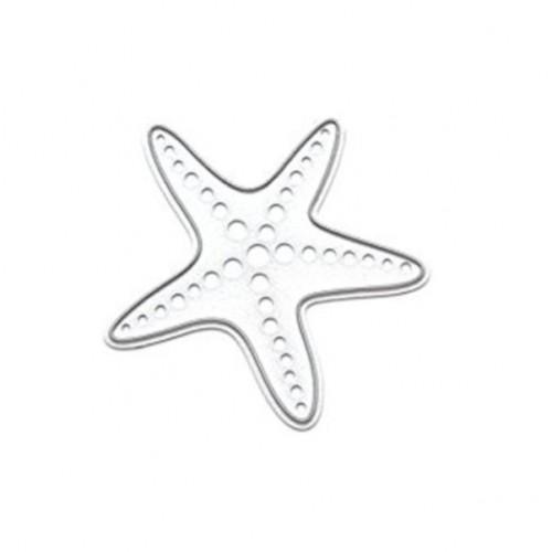 Нож для вырубки морская звезда, фото