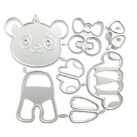 Набор ножей для вырубки Панда (девочка/мальчик)