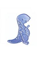 Нож для вырубки Динозавр №2