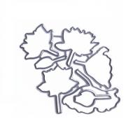 Набор ножей для вырубки Цветочки БЕЗ ШТАМПОВ