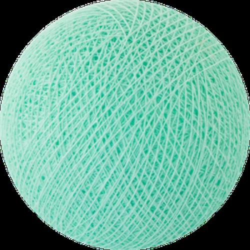 Хлопковый шарик мятный