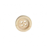 Пуговица деревянная,  18 мм