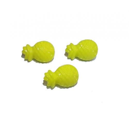 Пуговица Ананас лимонный