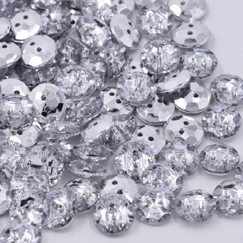 Пуговицы декоративные Алмазы купить