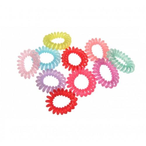 Резинка для волос Invisibobble 4 см светло-розовая, фото