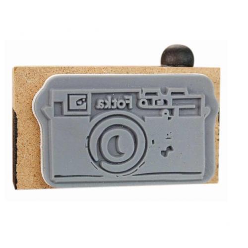 """Штамп резиновый """"Ретро фотокамера"""" фото"""