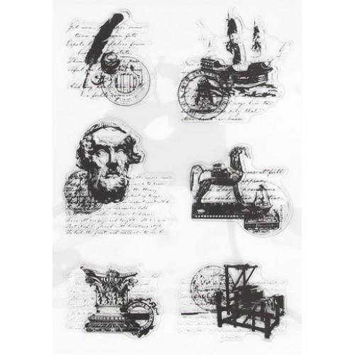 """Набор штампов """"Античность"""" фото"""