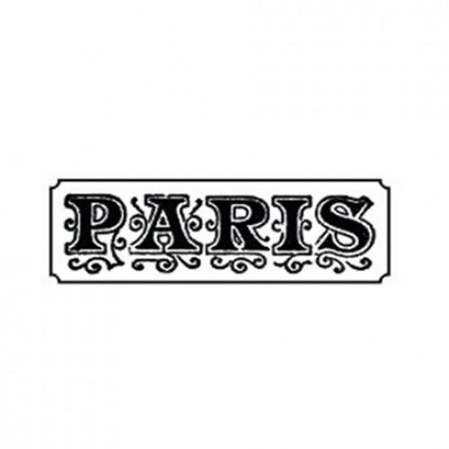 """Штамп """"PARIS"""" ТМ CHERRYLANA фото"""