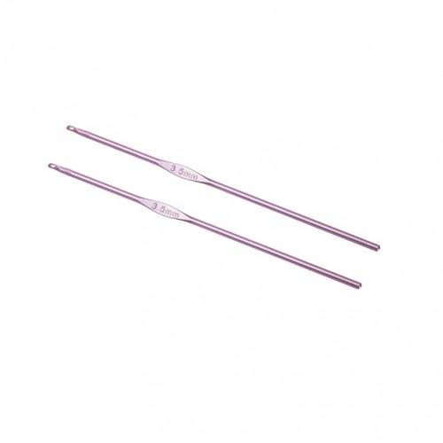 Крючок для вязания металлический 3.5 мм